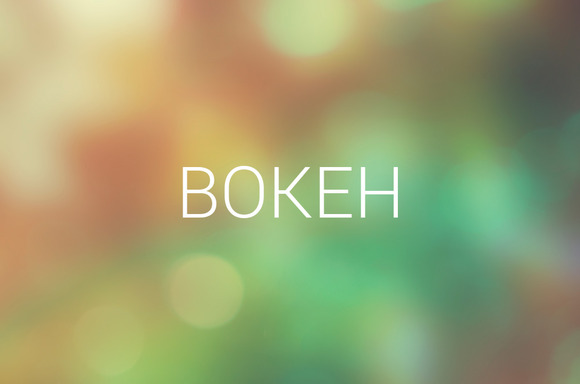 Bokeh Background 123