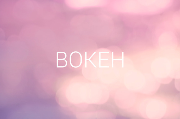 Bokeh Background 121