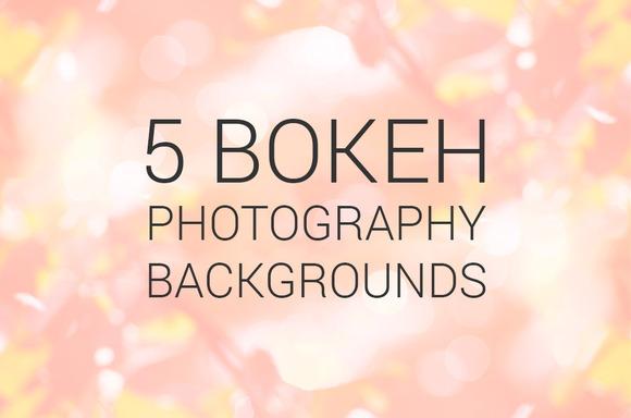 Bokeh Pack 06