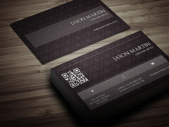 Royal Creative Business Card