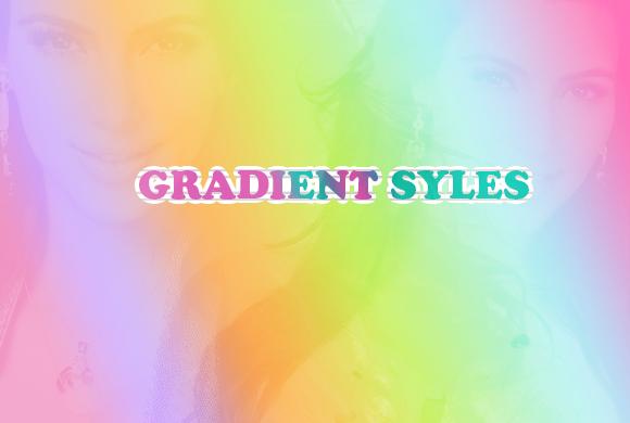 Gradient Styles