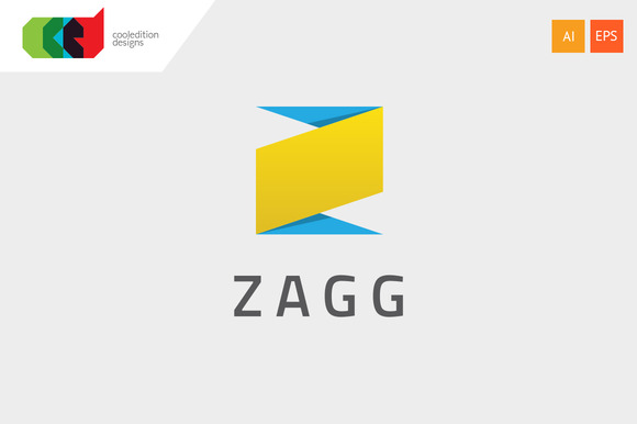 Zagg Logo Template