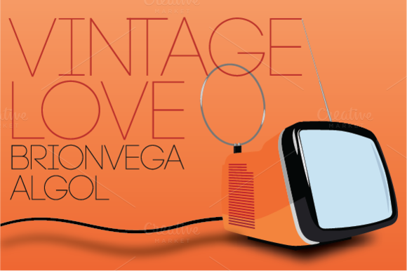 Vintage Television Algol Brionvega