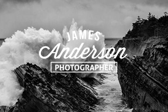 James Anderson Logo