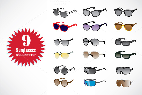 Sunglasses Style Collection