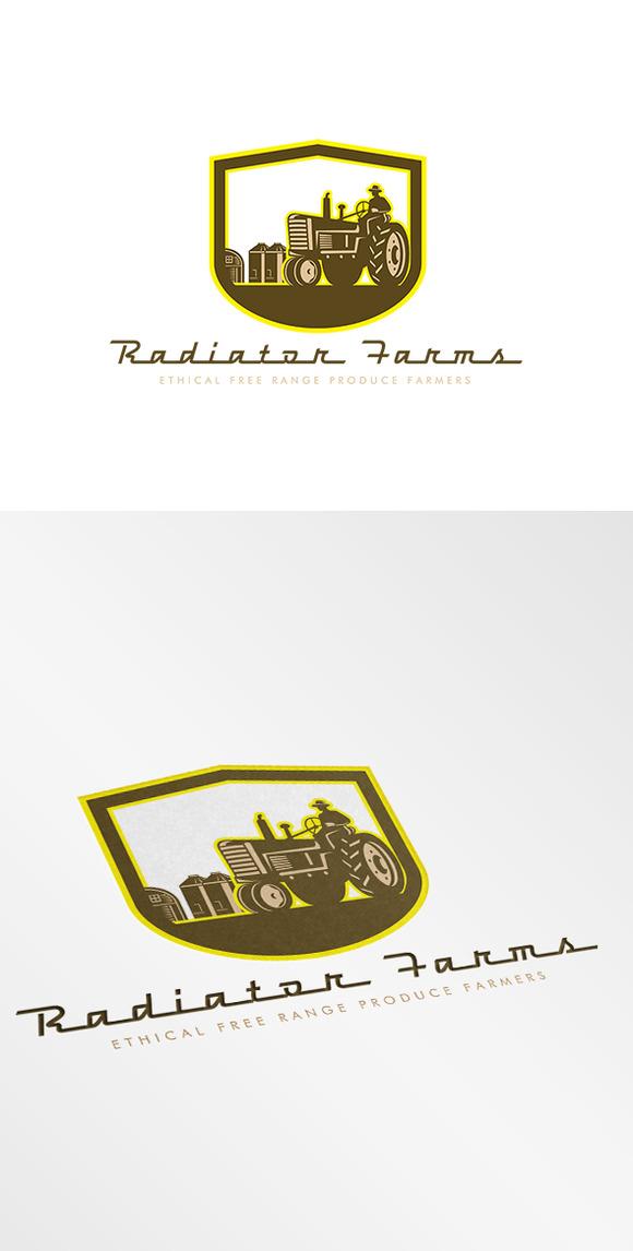 Radiator Farms Free Range Produce Lo