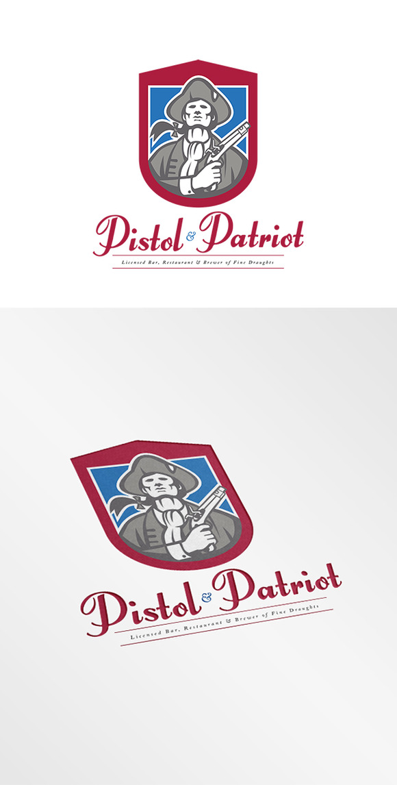 Pistol And Patriot Fine Draught Brew