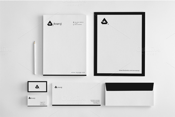 Minimalist Stationery Vol 2