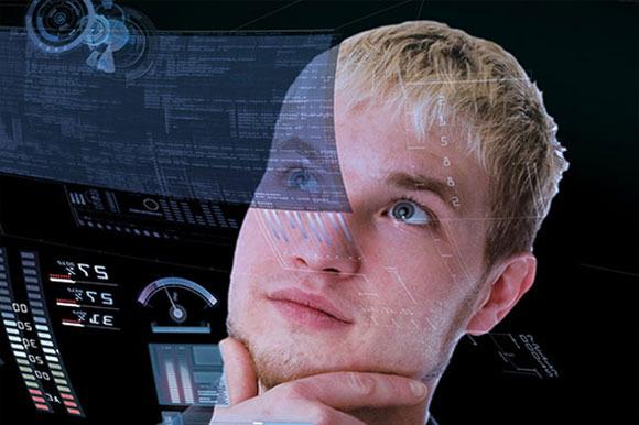 Futuristic Interface Mock-Up
