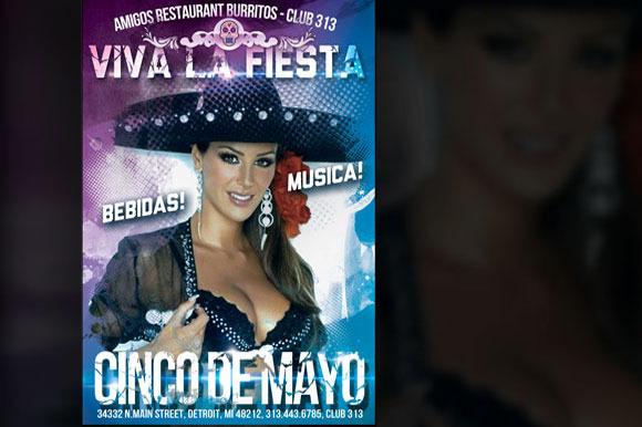 Fiesta Poster Cinco