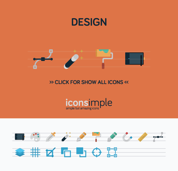 Iconsimple Design