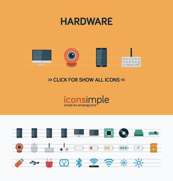 Iconsimple Hardware