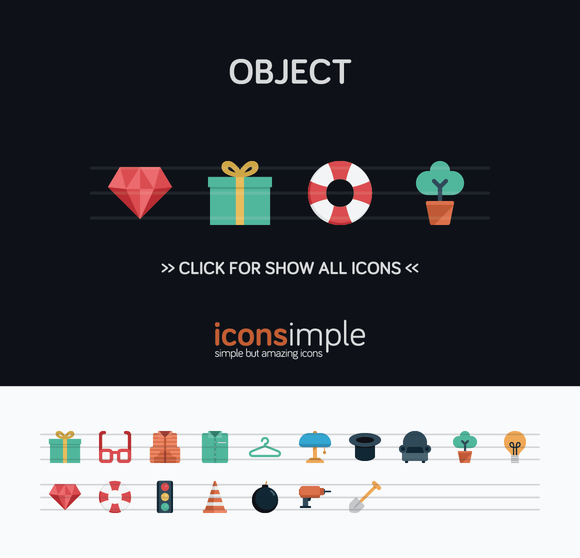 Iconsimple Object