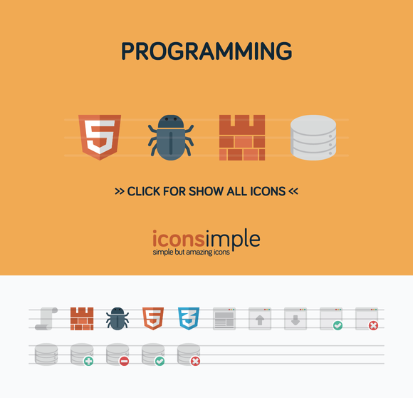 Iconsimple Programming