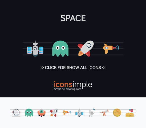 Iconsimple Space