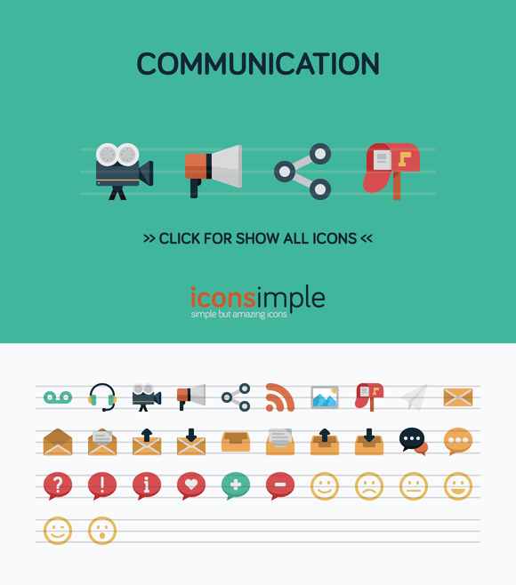 Iconsimple Communication