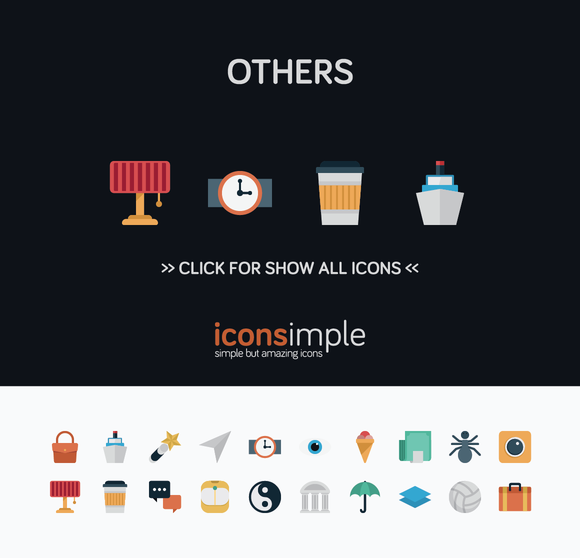 Iconsimple Others