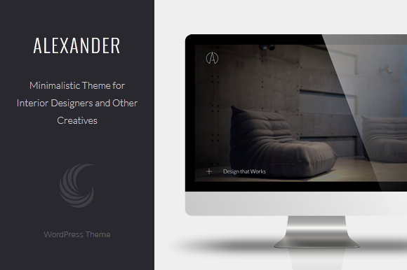 Alexander A Interior Design Theme