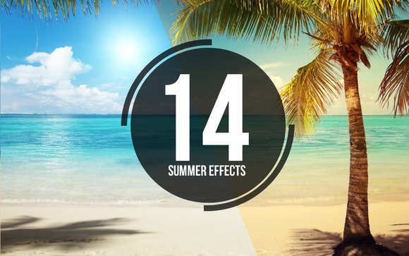 9 Premium Summer Effects