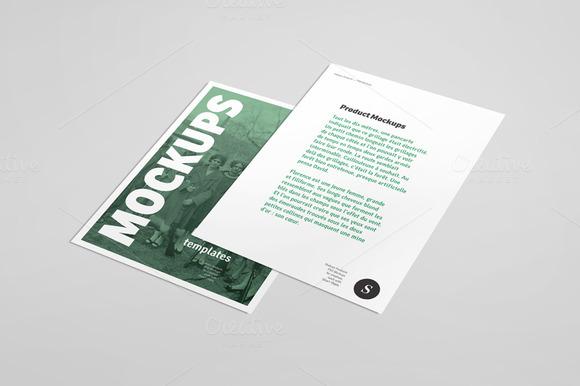 Flyer Mockup 06