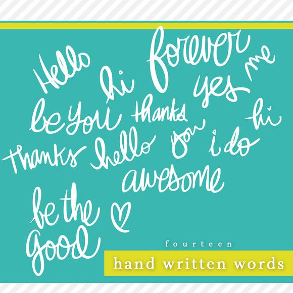 Clip Art Words Hearts More