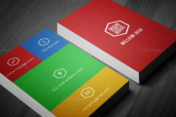 Metro 2 In 1 Business Card