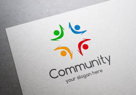 Logo Community