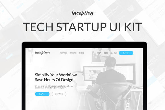 Inception UI Kit
