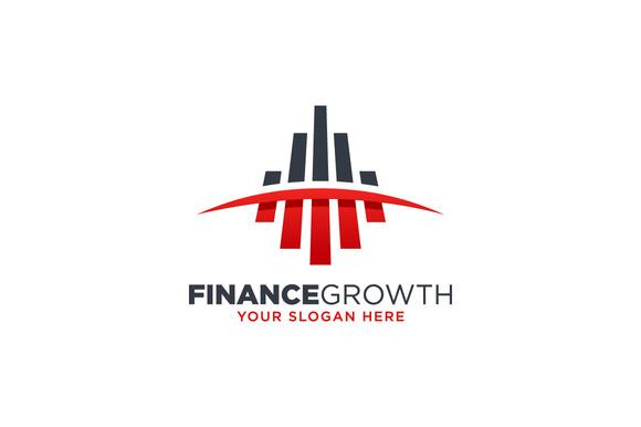Financial Growth Logo