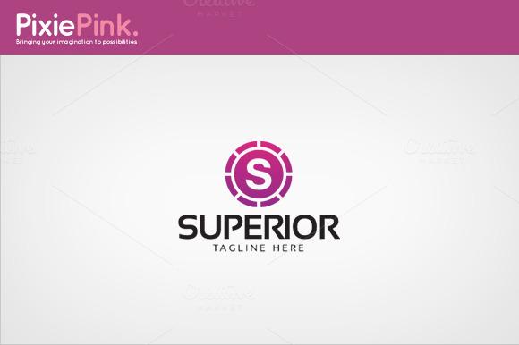 Superior Logo Template
