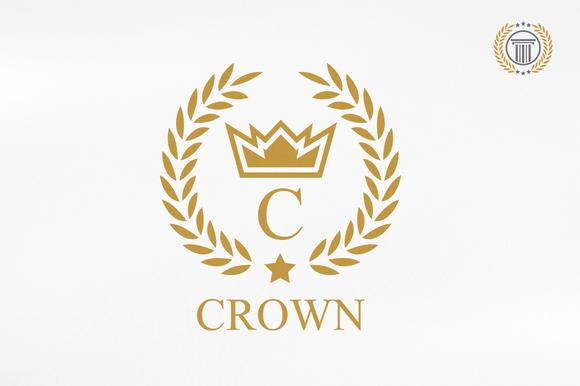 Crown Logo Design Premium Logos