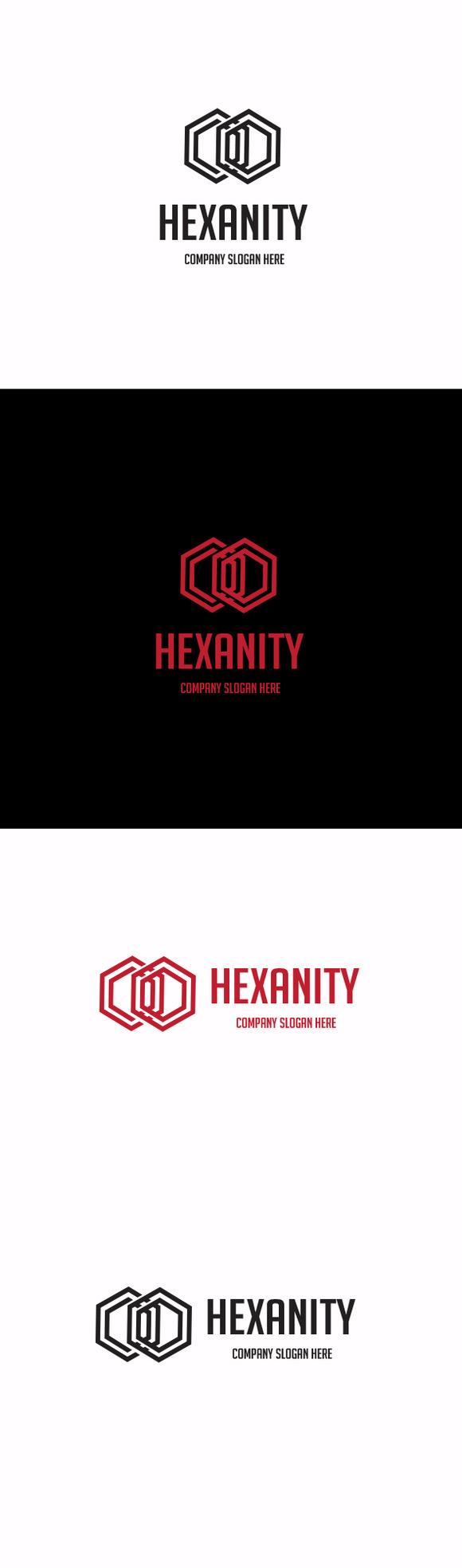 Hexanity Logo