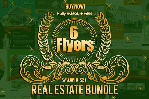 Real Estate Agency Flyer Bundle