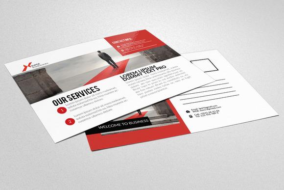 Business Analyst Postcard