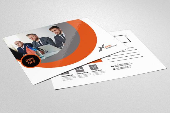 Human Resources Management Postcard