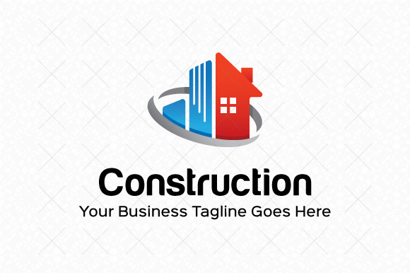 Construction Logo Template