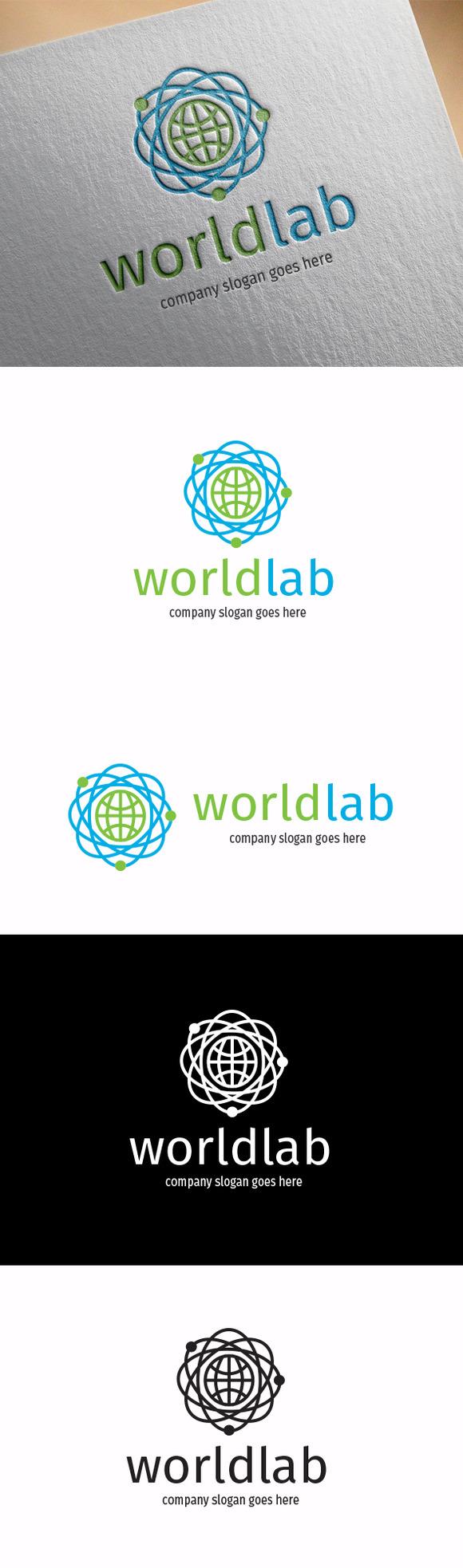 Worldlab Logo