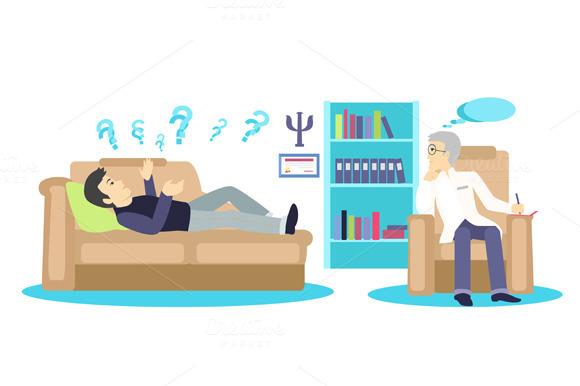 Psychologist Concept