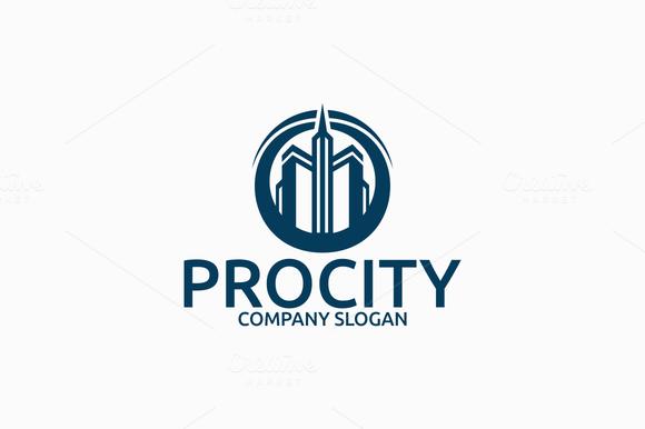 Pro City Logo