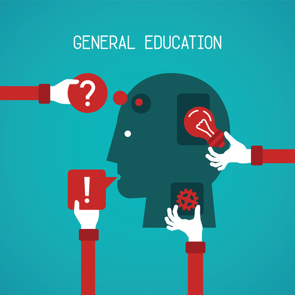 general education reflection Enhanced curriculum the enhanced general education program (as updated by the gec on 9/10/18) is shown below the state mandated core forms the bottom of the pyramid and provides the basic knowledge students need to be successful.