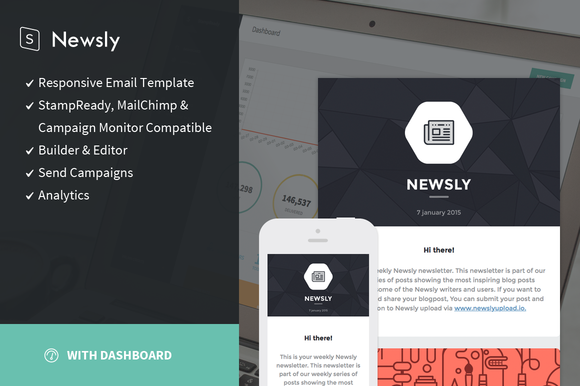 Newsly StampReady Builder