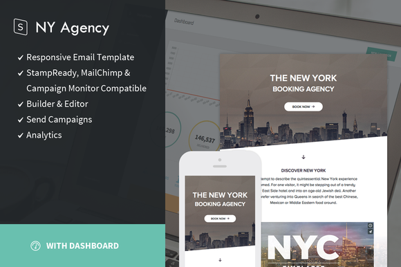 New York Agency StampReady Builder