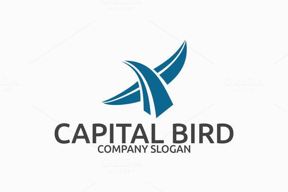 Capital Bird Logo