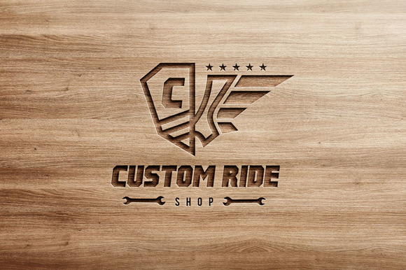 Custom Ride Logo