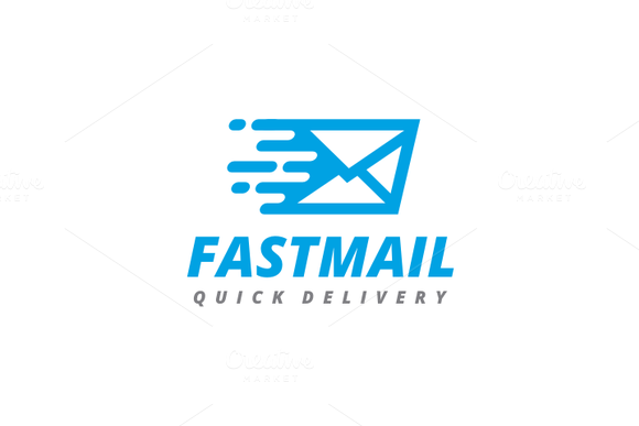 Fast Mail Logo