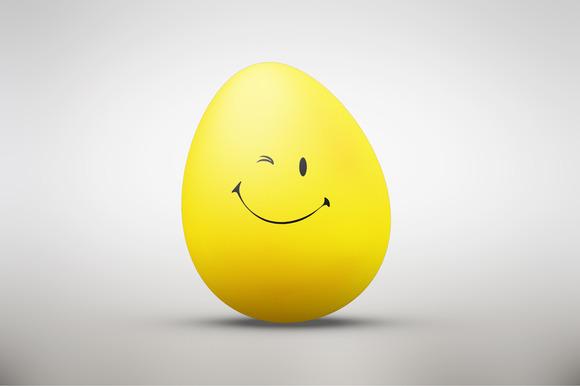 Easter Egg Mock Up