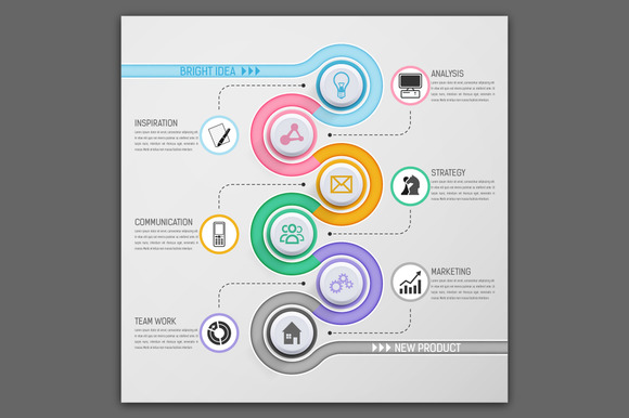 Business Infographics 24