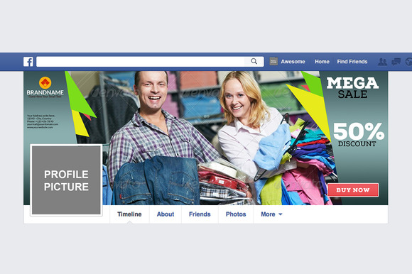 Facebook Timeline Cover Banners