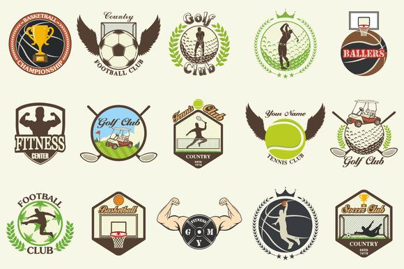 Sports Emblems