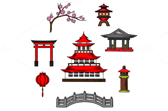 Japan Travel And Culture Cions